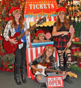 The Lepardz Jerome Girl Band